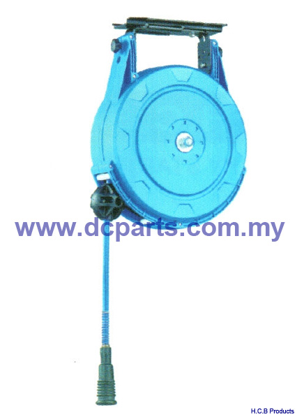 General Truck Repair Tools AIR HOSE REEL 10 METER A2128